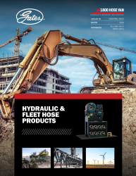 1800 HOSE VAN - Gates - Hydraulic Hose and Fittings Catalogue - 2019