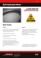 Safe Hydraulic News - Issue 1